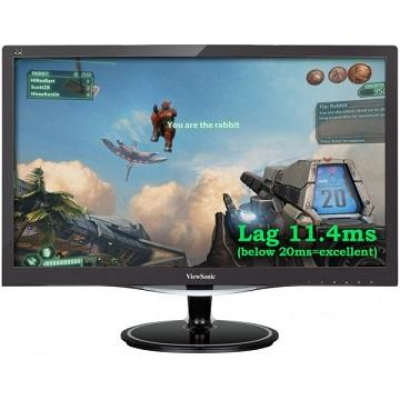 【22型】ViewSonic 極速電玩娛樂顯示器(VX2257MHD)