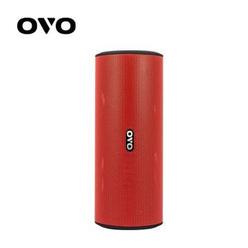 OVO 藍牙揚聲器(OVO-S01-RB(紅))