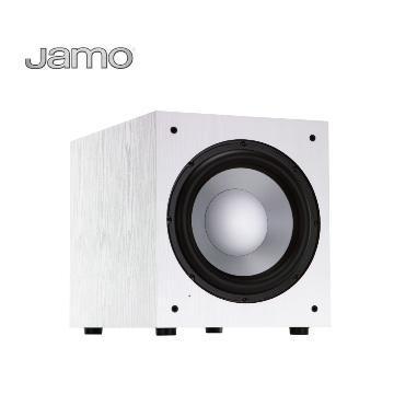 JAMO 超重低音喇叭(J10 SUB-白)