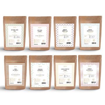 金&#37979精品咖啡豆8款任選8包(4磅)