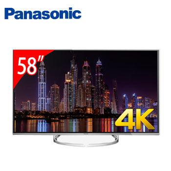 Panasonic 58型 4K 3D智慧連網電視(TH-58DX700W)
