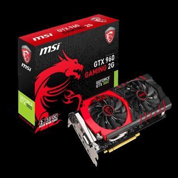 微星GTX 960 GAMING 2G顯示卡(GTX 960 GAMING 2G)
