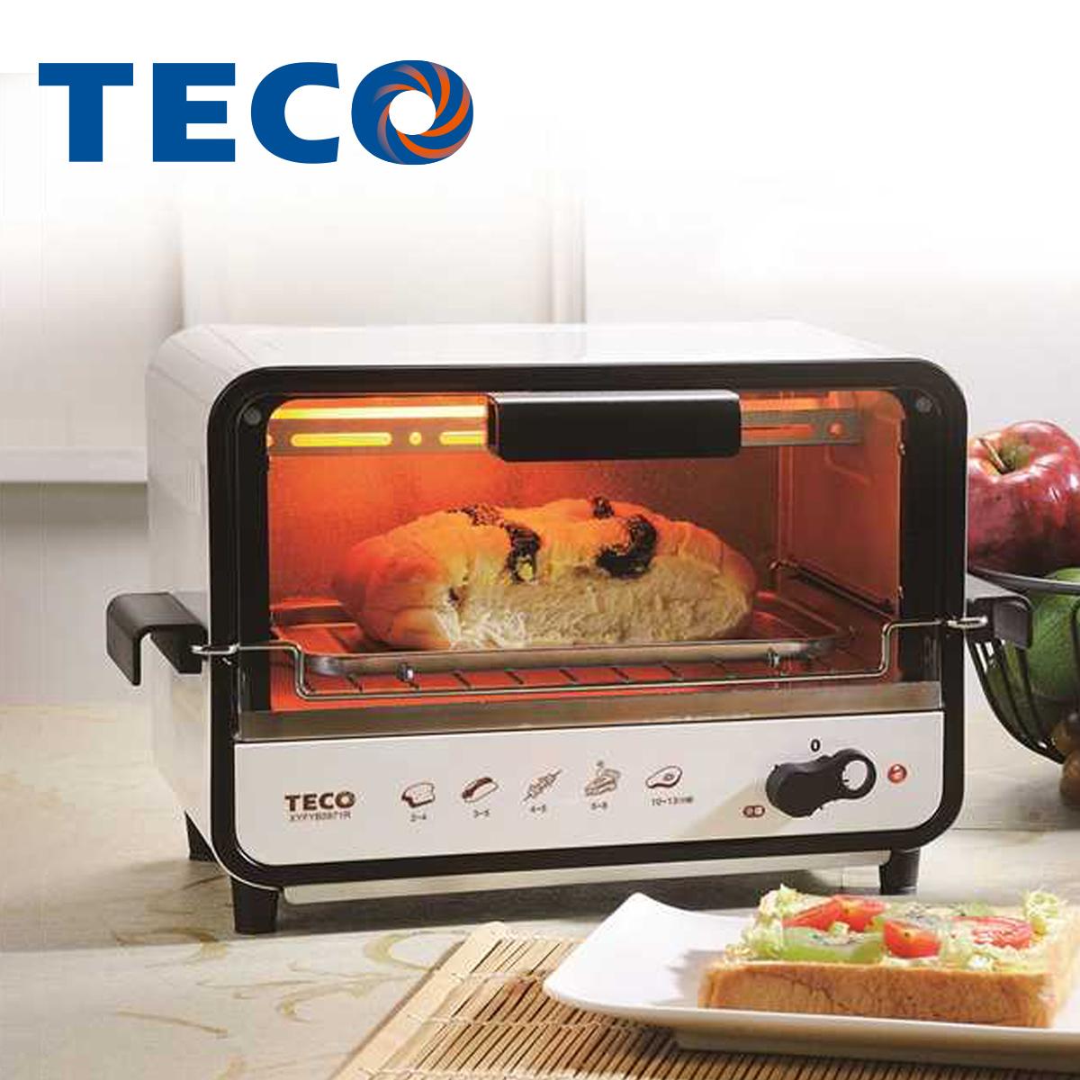 東元9L防燙外取式電烤箱(XYFYB0971R)