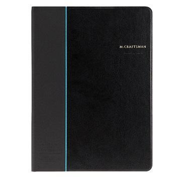 M.CRAFTSMAN iPad Pro 9.7多角度保護套-黑(DTiPP9.7-BK)