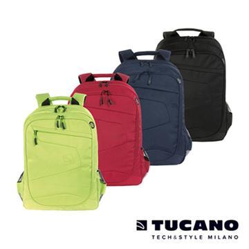 Tucano LATO 城市多功能收納後背包 17 藍(BLABK B)