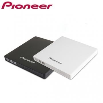 【拆封品】Pioneer8X外接式燒錄機(黑)