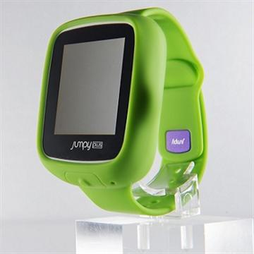 JUMPY Plus兒童智慧手錶-綠(PKG-02-G)
