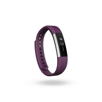 【L】Fitbit Alta 時尚健身手環-紫紅色(Alta PM (L))