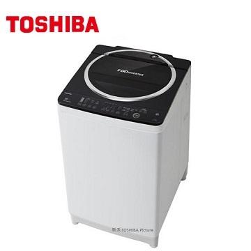 【展示機福利品】TOSHIBA 12公斤風乾SDD變頻洗衣機(AW-DE1200GG)