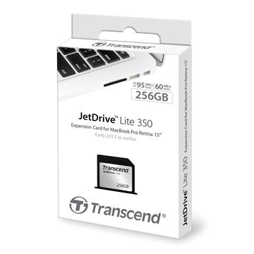 【MAC】創見 JetDriveLite350 256G 專用擴充卡(TS256GJDL350)