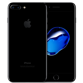 【128G】iPhone 7 Plus 曜石黑色