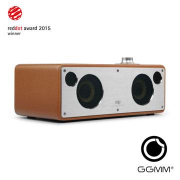 GGMM M3藍牙/WiFi揚聲器(GM-M3-CM(駝))