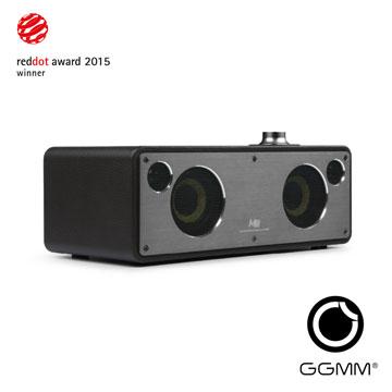 GGMM M3藍牙/WiFi揚聲器(GM-M3-CF(咖啡))