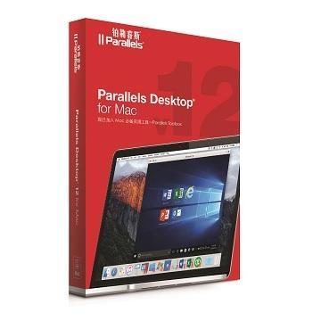 Parallels Desktop 12 for Mac Attached版(PDFM12L-BX1-ATT)
