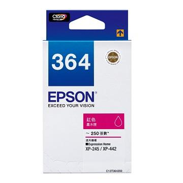 EPSON 364 紅色墨水匣
