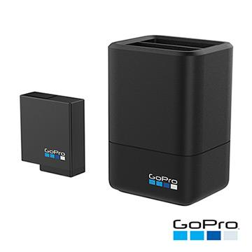 GoProHERO5專用雙電池充電器+電池