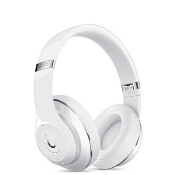 BeatsStudio耳罩式無線耳機-閃白