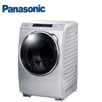 Panasonic 13公斤ECONAVI洗脫滾筒洗衣機(NA-V130DW-L(炫亮銀))