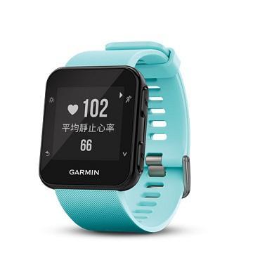 Garmin Forerunner35 心率智慧跑錶-藍