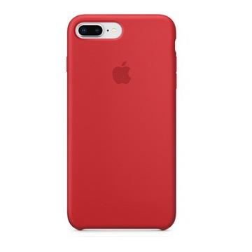 【iPhone 8 Plus / 7 Plus 】矽膠護套-紅色