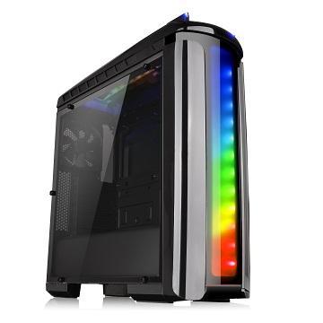 曜越 Versa C22 RGB發光開窗機殼