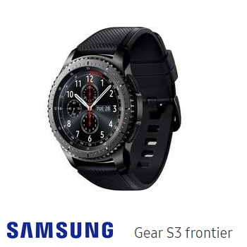 SAMSUNG GEAR S3 Frontier智慧手錶(SM-R760NDAABRI)