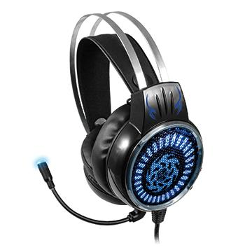 T.C.STARTCE9400電競頭戴式耳麥-黑
