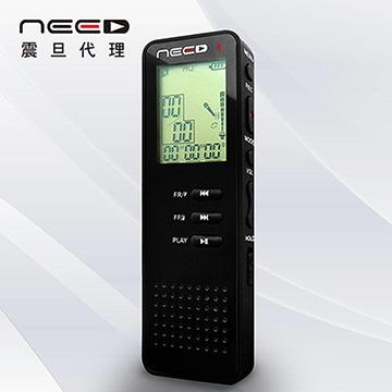 NEED 數位錄音筆(8G)(AX-620)