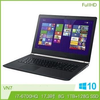 【福利品】ACER VN7-792G Ci7 GTX960 獨顯電競筆電(VN7-792G-73UU(3D))