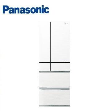 【福利品 】Panasonic 501公升頂級ECONAVI六門變頻冰箱