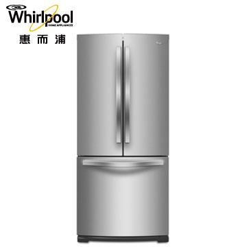 惠而浦 554公升法式三門冰箱(WRF560SMYM)