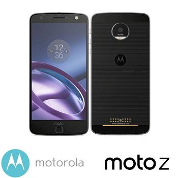 MOTOROLA Moto Z 5.5吋4核心智慧型手機- 黑/細緻灰