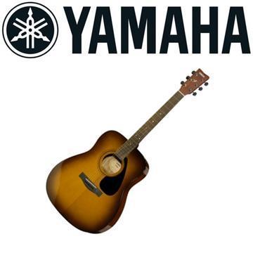 YAMAHA 標準41吋民謠吉他套裝組-漸層
