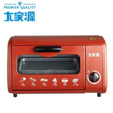 【福利品】 大家源8L電烤箱(TCY-3803)