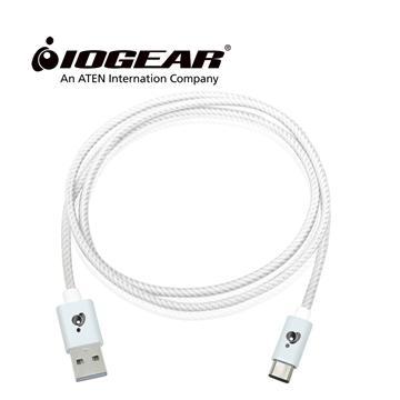 IOGEAR Type-C對USB A公連接線(G2LU3CAM01-WT)