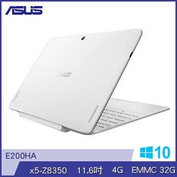 ASUS E200HA x5-Z8350 筆記型電腦(E200HA-0081AZ8350白)