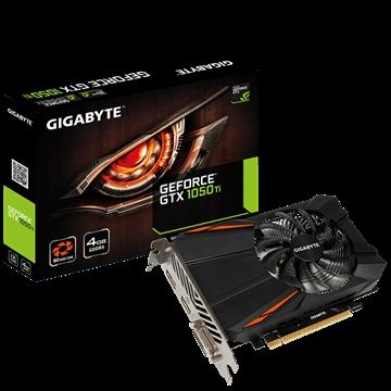 技嘉GeForce&#174 GTX 1050Ti D5 4G (D5 電競入門)