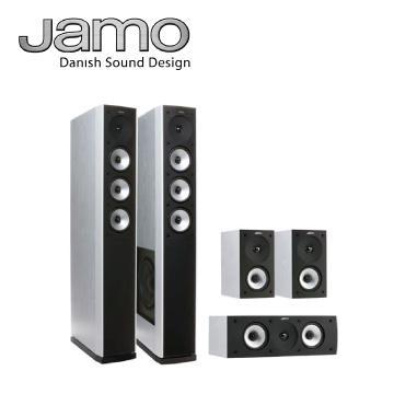 JAMO 5聲道喇叭組(S628 HCS(白))