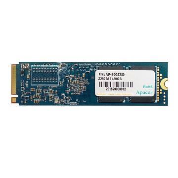 【480G】Apacer Z280 M2介面 SSD固態硬碟(Z280-480GB SSD)
