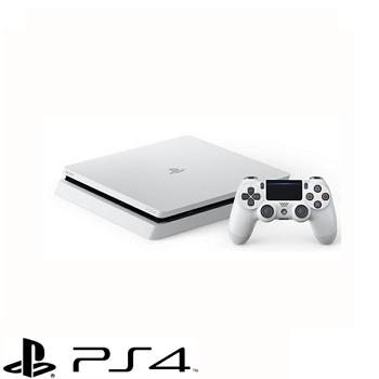 【500G】PS4單機版-白(CUH-2017AB02)