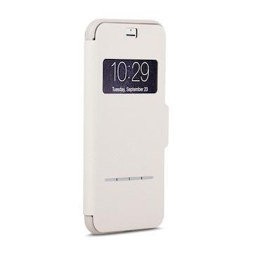 【iPhone 8 Plus / 7 Plus】moshi SenseCover 感應式保護套-白(99MO072104)