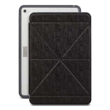 【iPad mini4 】moshi多角度保護套-黑