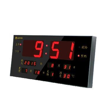 KINYO LED多功能數位萬年曆(TD-300)