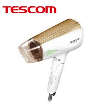 TESCOM 雙電壓吹風機(BID42(N)金)