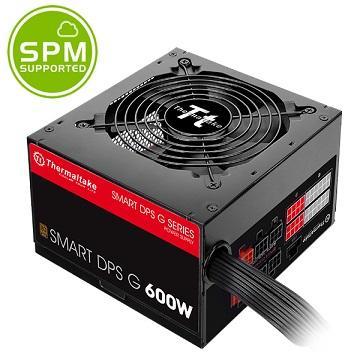 曜越 SMART DPS G 600W銅牌電源供應器