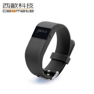CME-X8-H10 藍芽健康智能心率手環-黑(CME-X8-H10)
