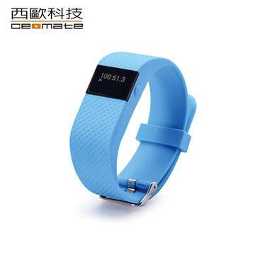 CME-X8-H10 藍芽健康智能心率手環-天空藍(CME-X8-H10)
