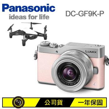 Panasonic GF9K可交換式鏡頭相機(粉紅色)