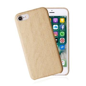 【iPhone 8 / 7】JTL 經典木紋保護套-白樺木(木紋白I7)