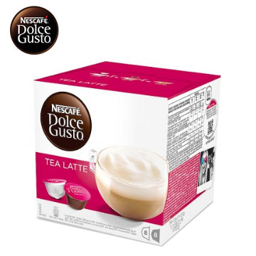 雀巢咖啡膠囊-紅茶拿鐵膠囊